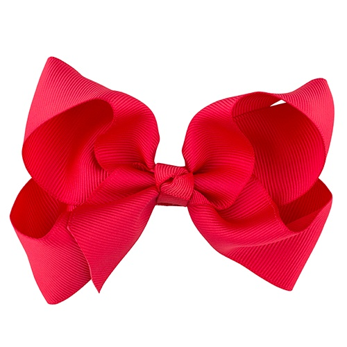 Classic Sløjfe i rød - 10cm