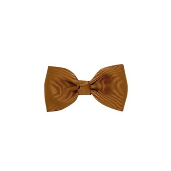 Bowtie Hårsløjfe By Stær - Golden Brown