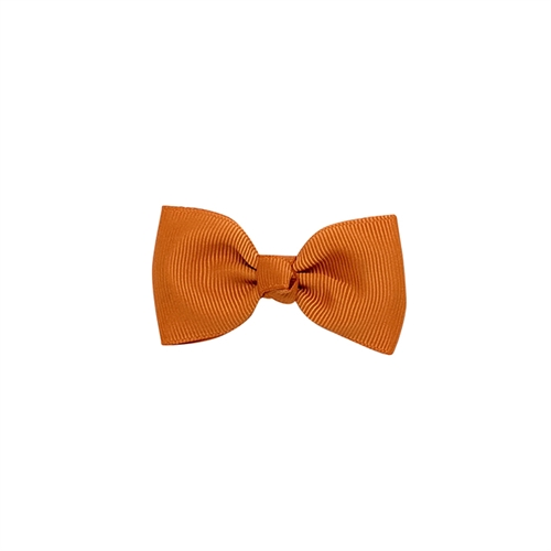 Bowtie Hårsløjfe By Stær - Warm Orange