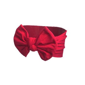 Astrid Hårbånd Rød
