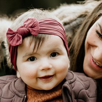 Astrid Hårbånd til baby