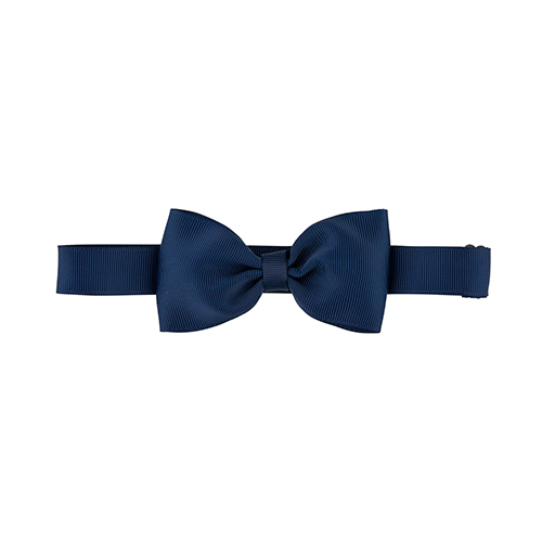 Butterfly grosgrain navy