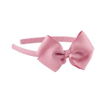 Classic hårbøjle til børn dusty rosa