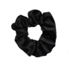 Scrunchie velvet black