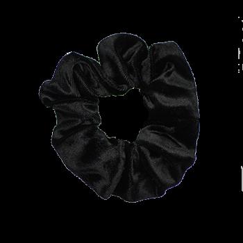 Scrunchie velvet black