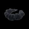 Sigga hårbøjle i sort