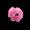 Naja lille pink med prikker