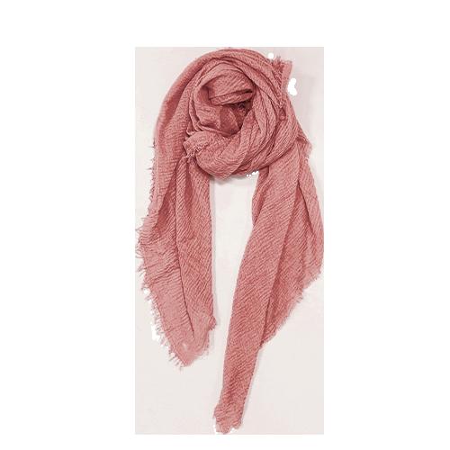Nola Tørklæde i antique rosa