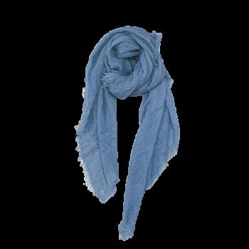 Nola Tørklæde i blå