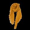 Nola Tørklæde i karrygul