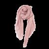Nola Tørklæde i pudderfarve