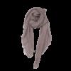 Nola Tørklæde i støvet brun