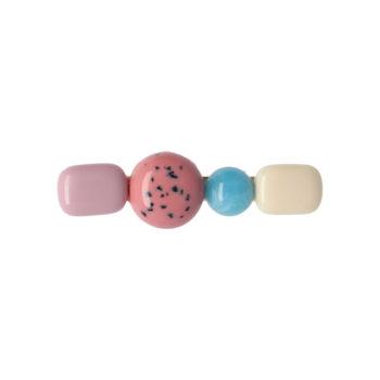 Vega Hårspænde - Rosa Mix