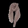 Nola tørklæde i brun