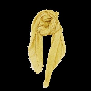 Nola Tørklæde - Gul