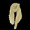 Nola Tørklæde i limefarvet