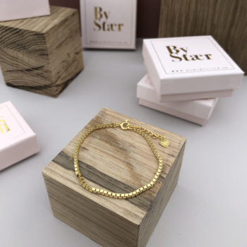 Produktbillede af Silvia Venezia armbånd i guld
