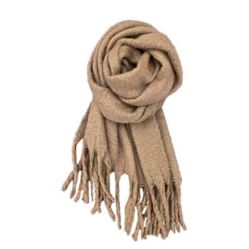 Aura Tørklæde - Beige