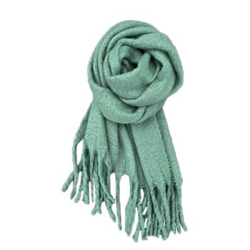 Aura Tørklæde - Mint