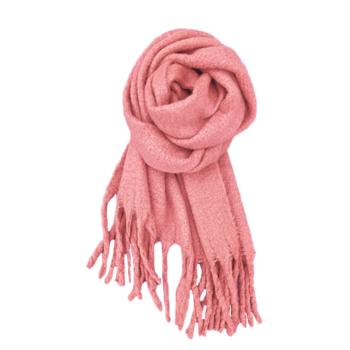 Aura Tørklæde - Rosa