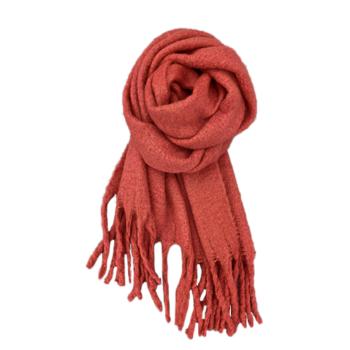 Aura Tørklæde - Rust