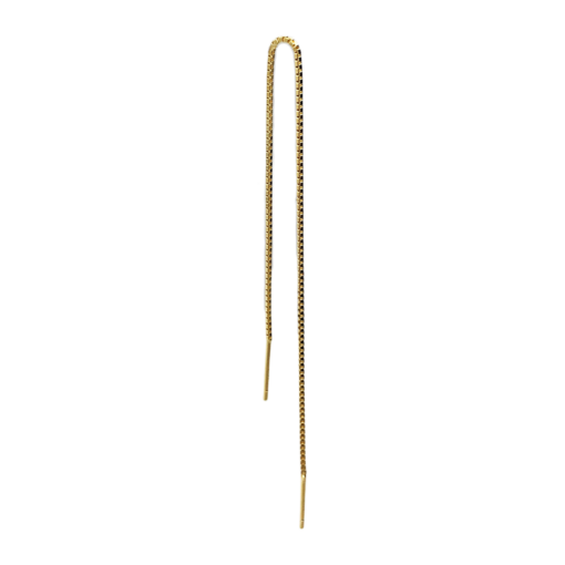 produktbillede af havanna kæde ørering