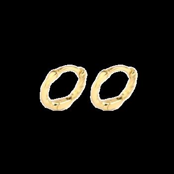 produktbillede af maggie guld øreringe