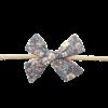 Gry Hårbånd i lilla og rosa blomster mix