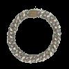 produkt billede af braided hairtie i dusty rainbow