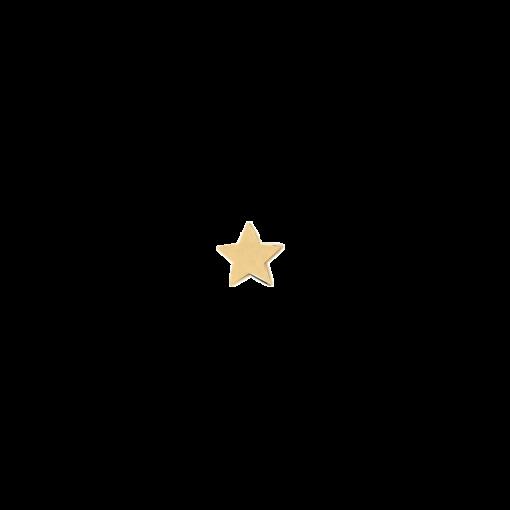 Carrie Ørering i guld med stjerne