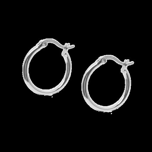 Nicoline Hoops i sølv
