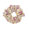 Scrunchie - Blomster Rosa Mix