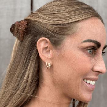 bine hårklemme-bronze-glimmer