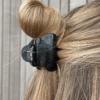 bine hårklemme-sort-med-glimmer