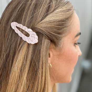 nita hårspænde rosa