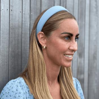 vicky-hårbøjle-blå