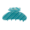 Asta Hårklemme - Stribet blå