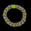 ByStær Hairties - Multi Blå:Grøn:Koral:Guld glitter