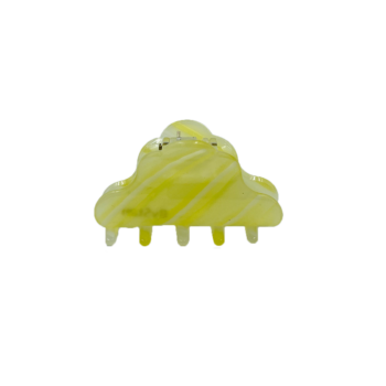 else hårklemme gul stribet