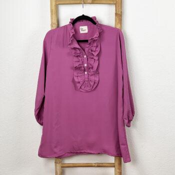 Rosa Skjorte